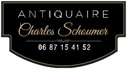 logo antiquaire Charles Schoumer